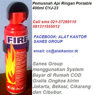 http://labklinik.blogspot.com/2013/03/Alat-Pemadam-Api-Kebakaran-Ringan-Portable-400ml-CYJ-23.html
